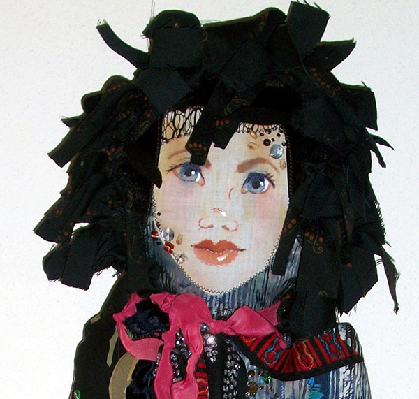 Spring - Dolls by Shirley Nachtrieb