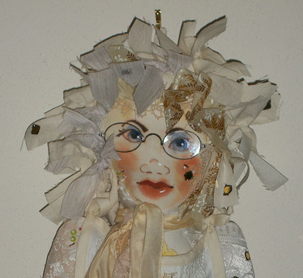 Winter - Dolls by Shirley Nachtrieb